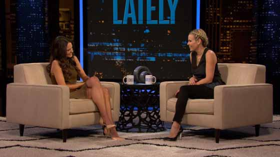 Chelsea Lately Guests